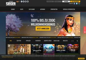Casino Sieger in Deutschland